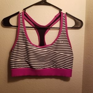 Champion striped racerback bra 2 for $20